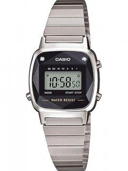 Жіночі наручні годинники Casio LA670WEAD-1EF