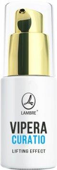 Сыворотка-лифтинг Lambre Vipera curatio интенсивная с синтетическим ядом гадюки Syn-Ake 15 мл (3760106025686)