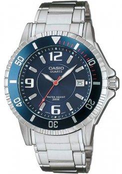 Чоловічі наручні годинники Casio MTD-1053D-2AVES