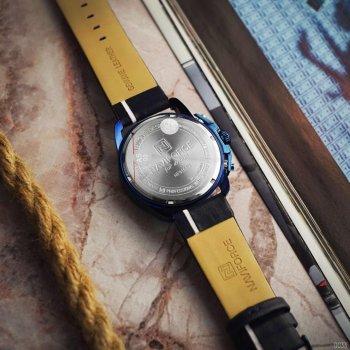 Наручний годинник AlexMosh чоловічі Naviforce NF9168 Blue-White (20)