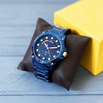 Наручний годинник AlexMosh чоловічі Naviforce NF9152 All Blue (59)