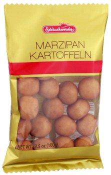Марципановые конфеты Schluckwerder Картошка 100 г (4023800012833)