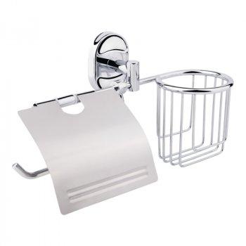 Тримач для туалетного паперу Lidz (CRM)-114.03.02