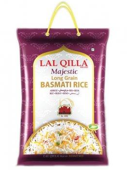 Рис Басмати Lal Qilla Majestic мешок непропаренный 5 кг