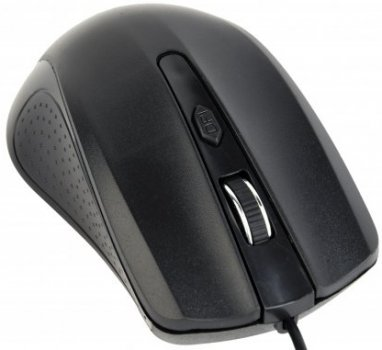 Миша Gembird MUS-4B-01 USB Black