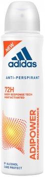 Дезодорант-антиперспирант спрей Аdidas Adipower 150 мл (3614224040116)