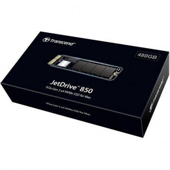 Накопичувач SSD M.2 2280 480GB Transcend (TS480GJDM850)