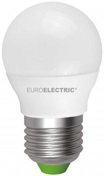 Світлодіодна лампа Euroelectric LED G45 5W E27 4000K (LED-G45-05274(EE))