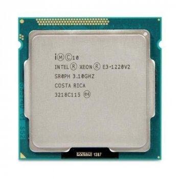 Процесор Intel Xeon E3 1220 v2 () (CM8063701160503), б/у