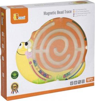 Настільна гра Viga Toys Равлик (59966) (6934510599669)