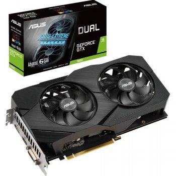 Asus GTX 1660 6GB Dual Advanced Evo (DUAL-GTX1660-A6G-EVO)