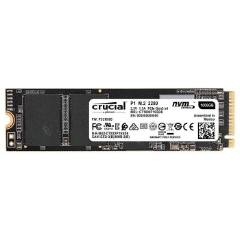 Crucial P1 CT1000P1SSD8 (CT1000P1SSD8)