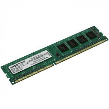 Модуль памяти AMD DDR3 1600 8GB, BULK R538G1601U2S-UOBULK