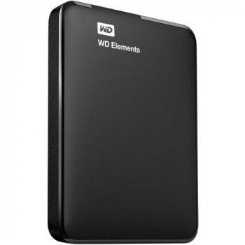 Зовнішній жорсткий диск WD Elements WDBUZG0010BBK