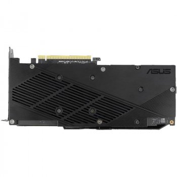 Видеокарта GF RTX 2060 Super 8GB GDDR6 Dual Evo Advanced Asus (DUAL-RTX2060S-A8G-EVO-V2)