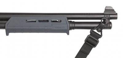 Антабка Magpul на магазин Remington 870 сталева