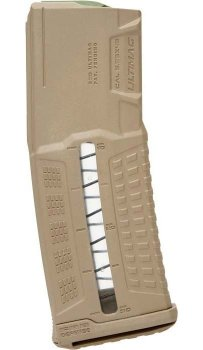 Магазин FAB Defense 5,56х45 AR полімерний на 30 патронів. Колір - пісочний