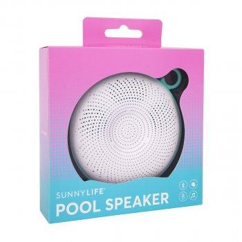 Портативна водонепроникна BlueTooth колонка Sunny Life для басейну (9339296047811)