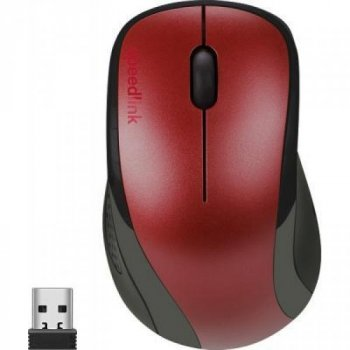 Мишка Speedlink Kappa Wireless Red (SL-630011-RD)
