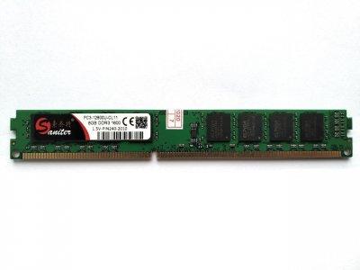 Оперативна пам'ять Saniter DDR3 8Gb 1600 MHz PC3-12800 LP (№763)