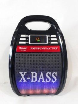 Bluetooth колонка микрофон комбик Golon RX-810 BT