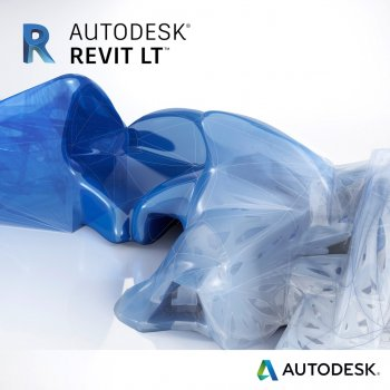 Autodesk AutoCAD Revit LT Suite 2021 Commercial Single-user Annual Subscription (електронна ліцензія) (834M1-WW9087-L536)