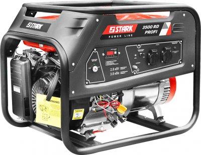 Бензиновый генератор Stark 3500 RD Profi (240350020)