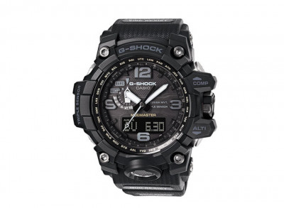 Мужские наручные часы CASIO GWG-1000-1A1ER Черные