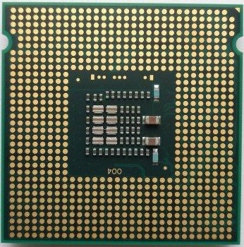 Процессор Intel Pentium E5300 R0 SLGTL 2.60GHz 2M Cache 800 MHz FSB Socket 775 Б/У