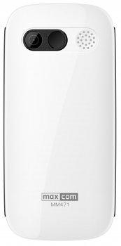 Мобільний телефон Maxcom MM471 White (5908235974828)