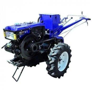 Мотоблок дизельний Forte МД 121EGT без плуга Blue