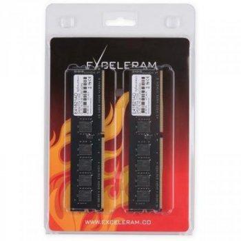 Модуль пам'яті для комп'ютера DDR4 16GB 2x8GB 2133 MHz eXceleram (E41621AD)