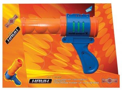 Детский пистолет с мягкими шариками, Ястреб (0007-23A), Dream Makers