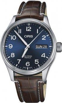 Чоловічі годинники Oris 752.7698.4065 LS