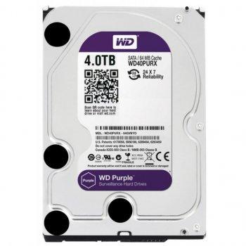 "Жорстку диск 3.5"" 4TB Western Digital (WD40PURX)"