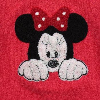 Светр Wiibery Minnie Mouse для дівчинки 92-98 см Червоний 12156