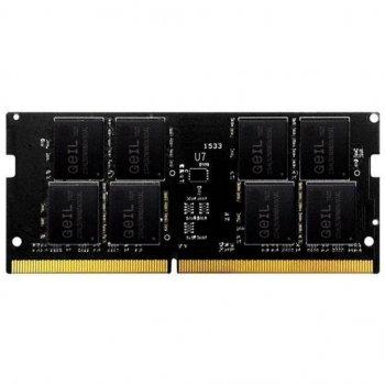 Модуль пам'яті для ноутбука SoDIMM DDR4 8GB 2400 MHz GEIL (GS48GB2400C17SC)