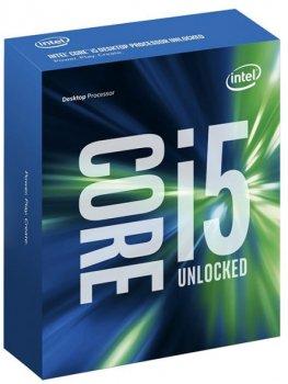 Процесор Intel Core i5-6600K 3.5 GHz/8GT/s/6MB (BX80662I56600K) s1151 BOX