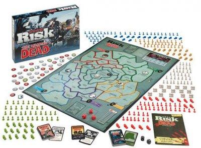 Настільна гра Winning Moves Risk Walking Dead (5036905021814)
