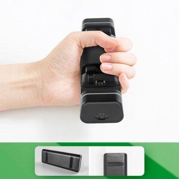 Подвійна зарядна док станція DOBE підставка для геймпадів Xbox One X / Xbox One S / Xbox One c LED індикаторами статусу зарядки