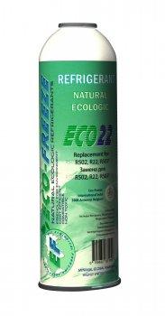 Хладагент Natural Refrigerants Аэрозольный баллончик 1000 ml ECO22(=2,5R22)