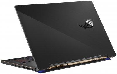 Ноутбук Asus ROG Zephyrus S17 GX701LXS-HG039T (90NR03Q1-M01710) Black + фірмова мишка