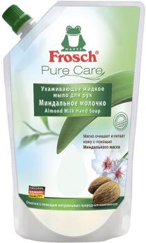 Мыло для рук Frosch Миндальное молочко 500 мл (4001499196973)