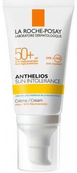 Солнцезащитный крем La Roche-Posay Anthelios Sun Intolerance Cream SPF50+ для кожи, склонной к солнечной непереносимости 50 мл (3337875591515)