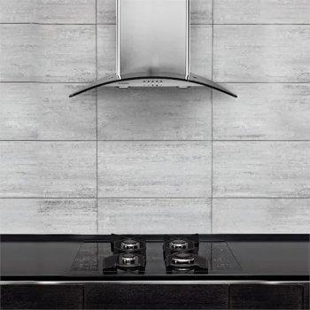 Вытяжка кухонная Klarstein GL60WSB Cooker Hood