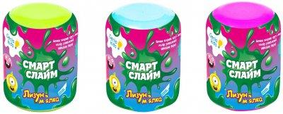 Игрушка Genio Kids Смарт Слайм Лизун-мялка в ассортименте (SLI03) (4814723005312)