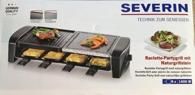 Гриль-барбекю SEVERIN RG 9640, б/в