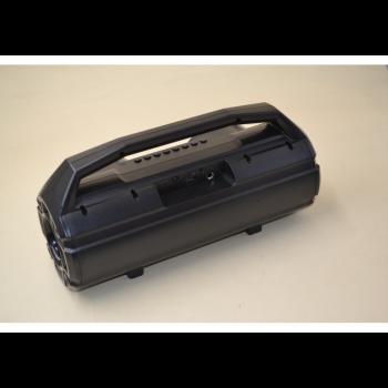 Портативная стерео bluetooth колонка Kimiso KM-S1 Чёрный
