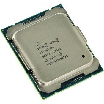 Серверний процесор INTEL Xeon E5-2630 V4 10C/20T/2.2 GHz/25MB/FCLGA2011-3/TRAY (CM8066002032301SR2R7)