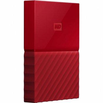 """Зовнішній жорсткий диск 2.5"""" 2TB WD (WDBS4B0020BRD-WESN)"""